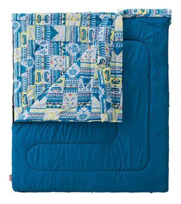 二人用おすすめ寝袋・シュラフ2