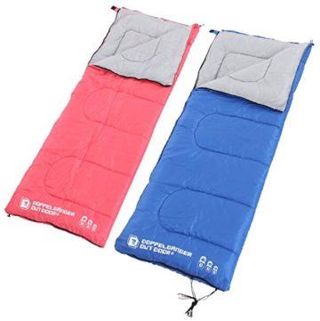 二人用おすすめ寝袋・シュラフ5