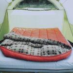 大きいサイズで一緒に寝れる!「二人用寝袋・シュラフ」おすすめ7選