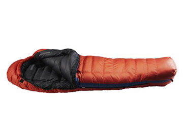 暖かい冬用おすすめ寝袋1