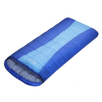 暖かい冬用おすすめ寝袋6